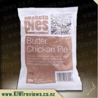 Product image for Maketu Butter Chicken Pie