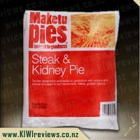 Product image for Maketu Steak & Kidney Pie
