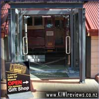 Wellington Cable Car Museum