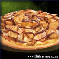 Product image for Chicken & Chips Pizza