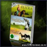 Flicka Triple Pack Collection