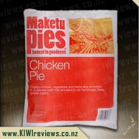 Product image for Maketu Chicken Pie