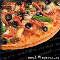 Product image for The Lot pizza
