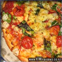 Product image for Vege Grande Pizza