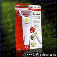 Product image for One Touch Powerblade Peeler