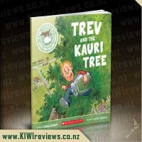 Trev and the Kauri Tree