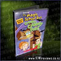 Product image for The Magic School Bus - Creepy, Crawly fun!