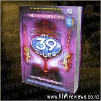 Product image for The 39 Clues - 8 - The Emperor