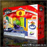 Chuggington Launch and Go Roundhouse