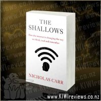 Product image for The Shallows: How the Internet is Changing the Way We Think, Read and Remember