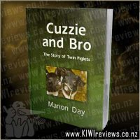 Cuzzie and Bro - The Story of Twin Piglets