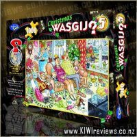 Product image for Christmas Wasgij 5
