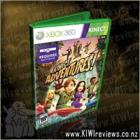 Product image for Kinect Adventures