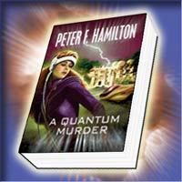 Product image for Greg Mandel : 2 : A Quantum Murder