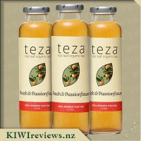 Teza - Peach and Passionflower