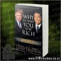 Product image for Why We Want You To Be Rich: Two Men One Message