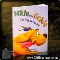 Inkle and Eckle - The Frog on the Dog