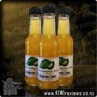 Product image for Lime and Lemongrass Drizzle