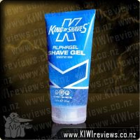 AlphaGel Shave Gel - Sensitive