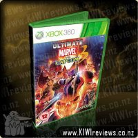 Product image for Ultimate Marvel vs Capcom 3