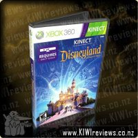 Product image for Kinect: Disneyland Adventures
