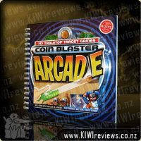 Product image for Coin Blaster Arcade - 10 tabletop target games