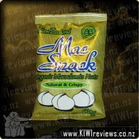 Product image for Mac Snack - Natural & Crispy
