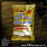 Product image for Mac Snack - Golden Roasted