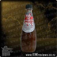 Sids Hot Worcester Sauce