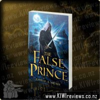 Product image for The False Prince - The Ascendance Trilogy #1