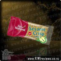 Product image for GoNatural Sesame Crisp 4-pack