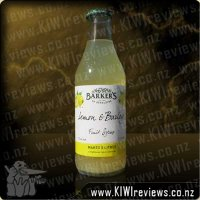 Lemon and Barley Fruit Syrup 710ml