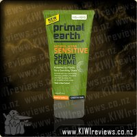 Product image for Primal Earth Sensitive Shave Creme
