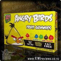 Product image for Angry Birds Fruit Gummies Theatre Box