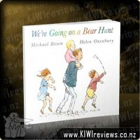 Product image for We're going on a bear hunt