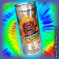 e2 Energy : Citrus Kick