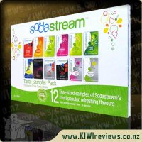 Sodastream Sampler Pack