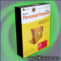 Product image for Norton Personal Firewall 2005