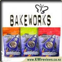 Bakeworks Mini Gluten Free Cookies