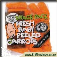 Farmer Bills Baby Carrots