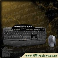 Product image for Logitech Wireless Desktop MK710