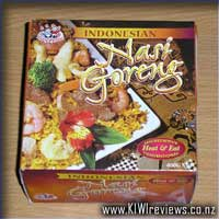 Product image for Indonesian Nasi Goreng