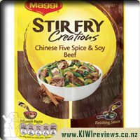 Product image for Maggi Stir Fry Creations Recipe Base Chinese 5 Spice & Soy Beef