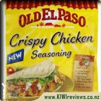 Mexican Crispy Chicken Seasoning 35g
