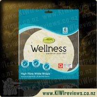 Farrah's Wraps - Wellness High Fibre White