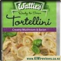 Product image for Ready To Serve: Mushroom & Bacon Tortellini