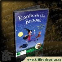 Product image for Room on the Broom DVD