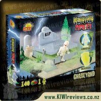 Cobi - Monsters vs Zombies - Graveyard