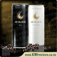 28 Black - Acai & Sugarfree