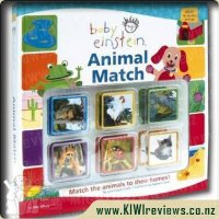 Baby einstein animal match